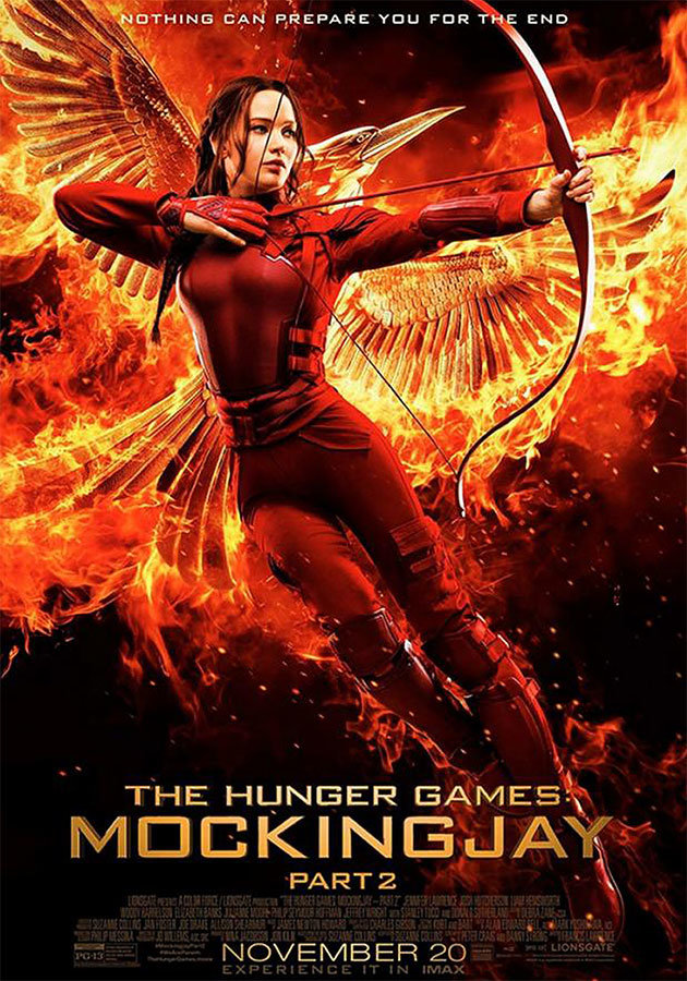 Mockingjay Part II Poster